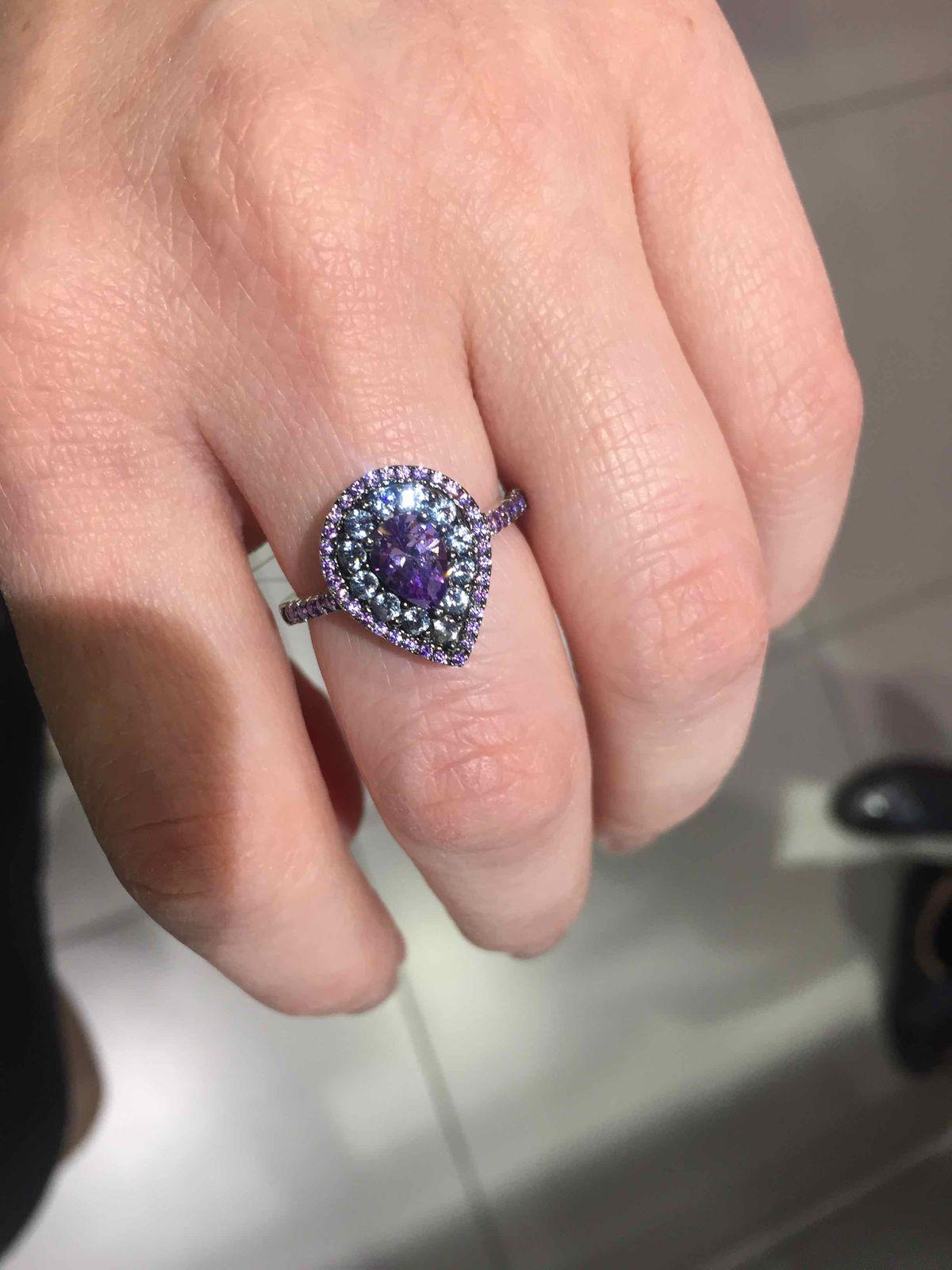 Королевское кольцо!