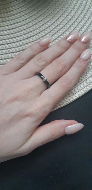 Просто чудесное кольцо
