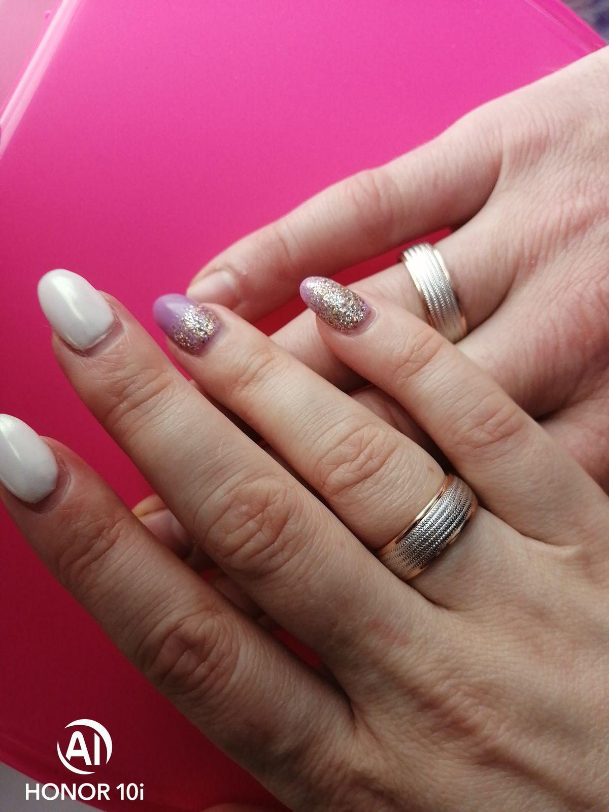 Обручальные кольца!