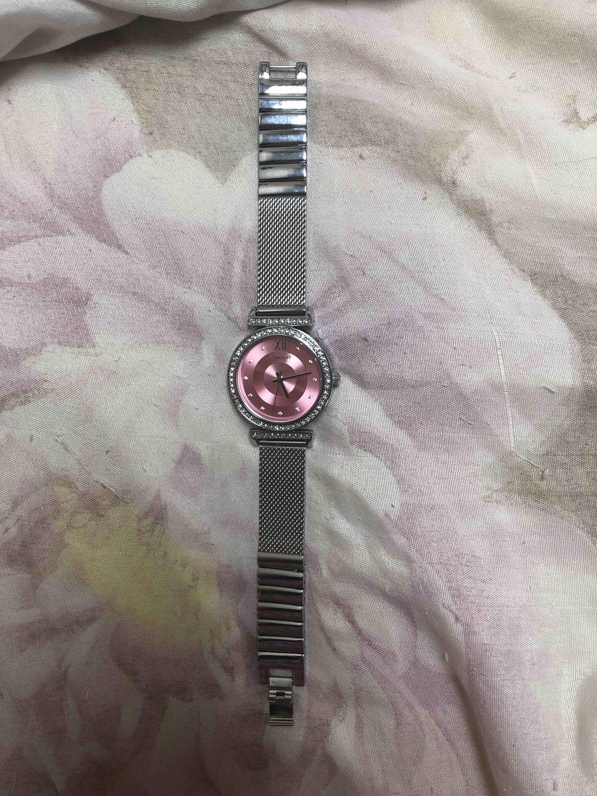 Часы женские цвета серебро
