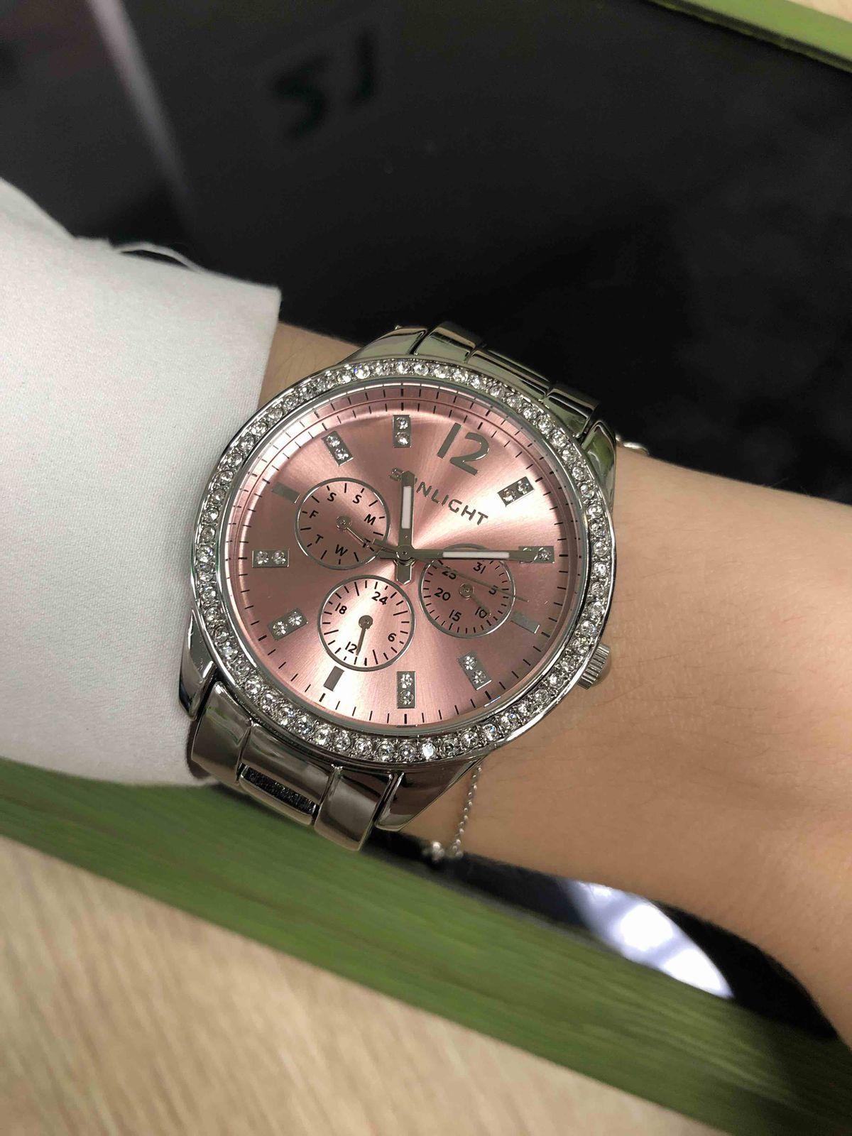 Прекрасные часы ❤️