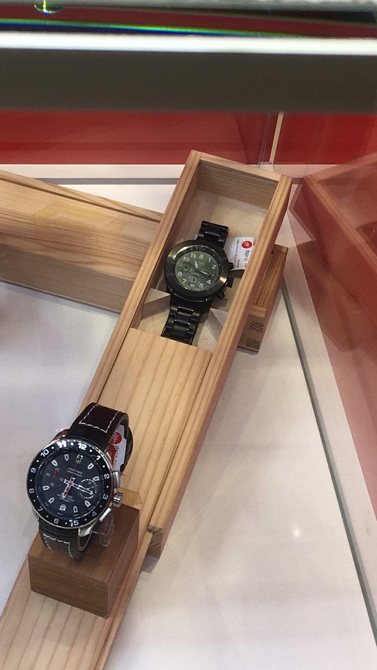 Отличные часы в подарок!