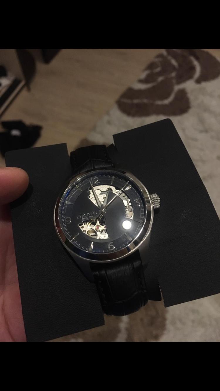Шикарные часы 👍🏻Очень понравились😍