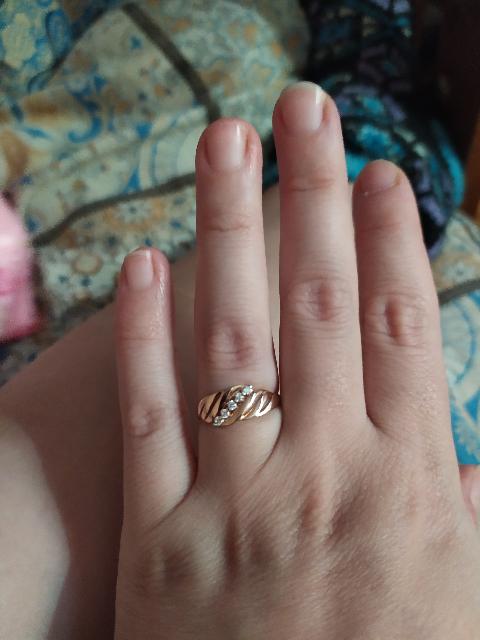 Замечательное кольцо, подарок очень понравился. Замечательное обслуживание.
