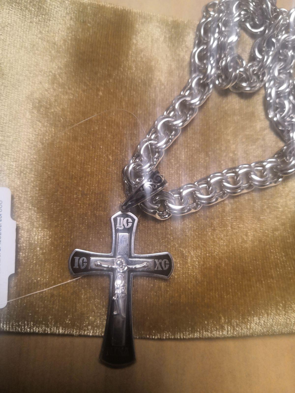 🔗 Цепь и крестик ✖