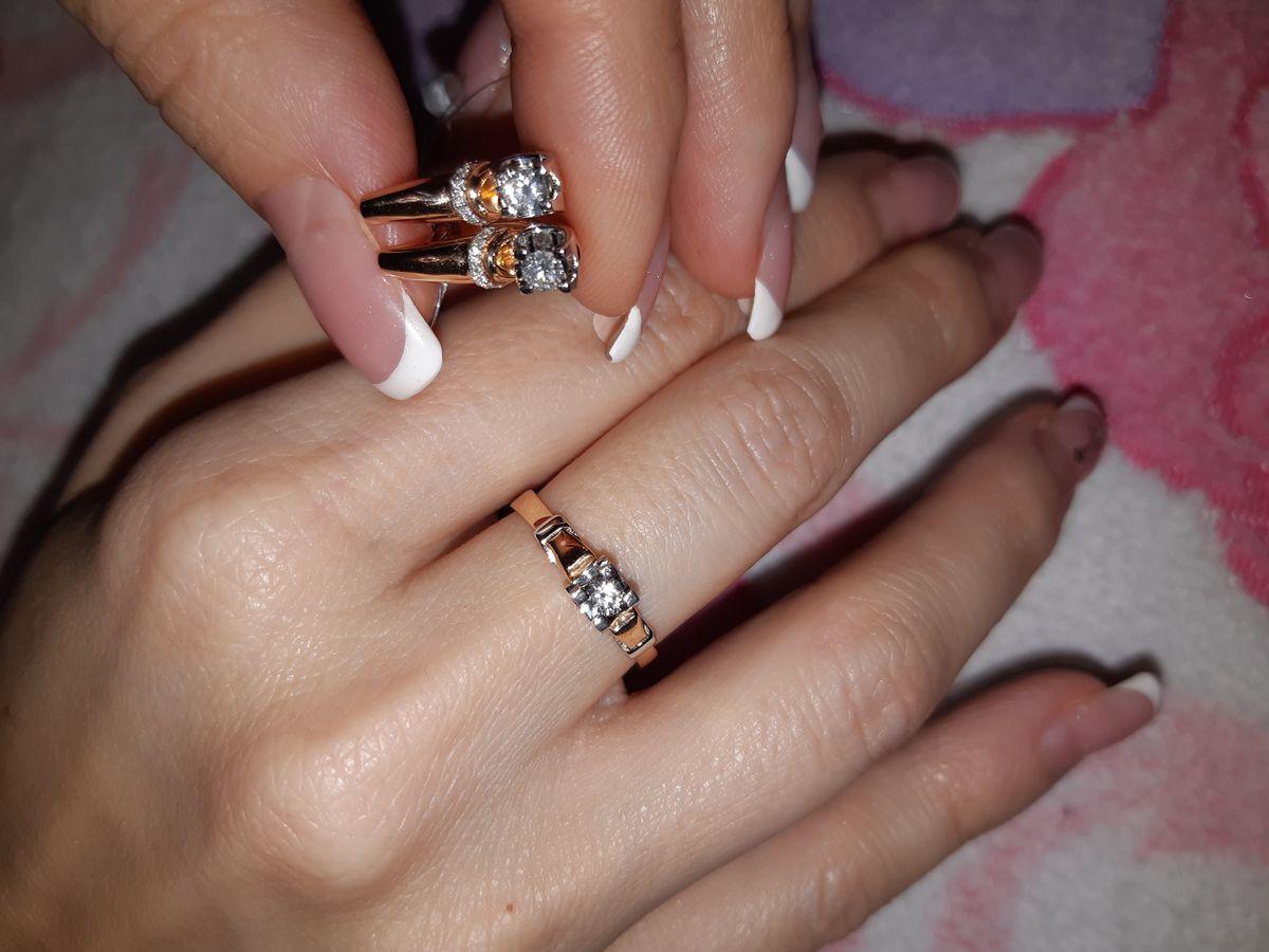 Мои первые бриллиантики!!!