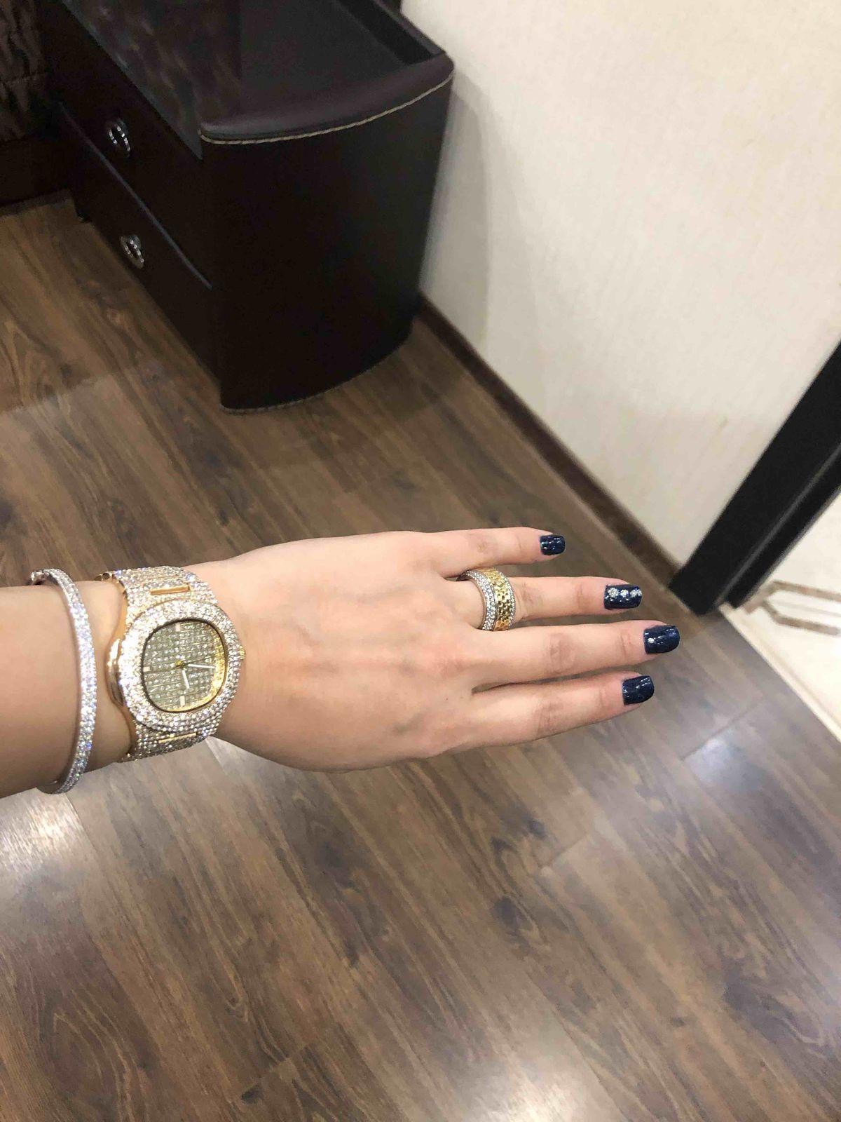 Оригинальное, необычное кольцо