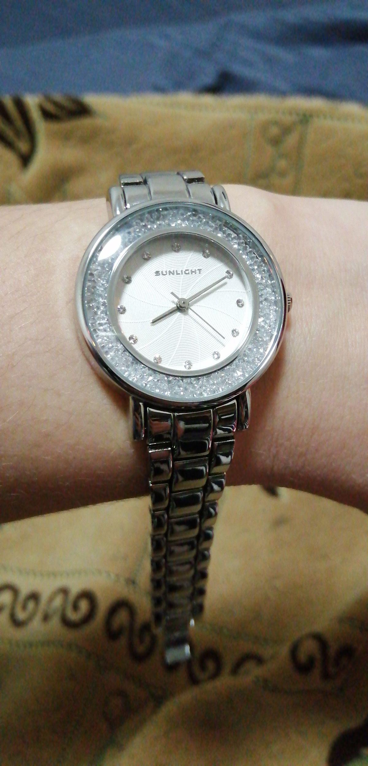 Часы для себя любимой.