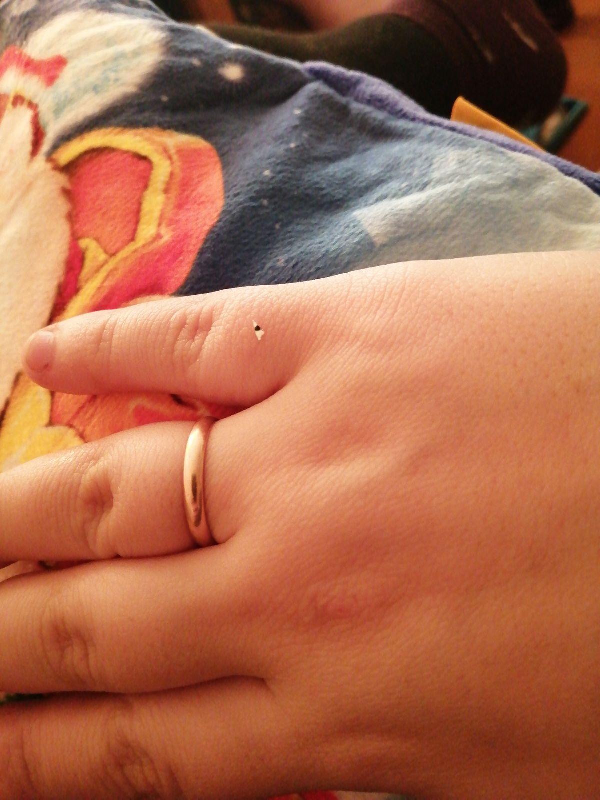 Обручальное кольцо 💍