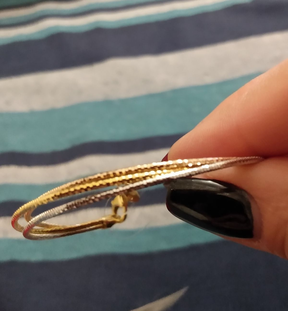 Трехструнный браслет