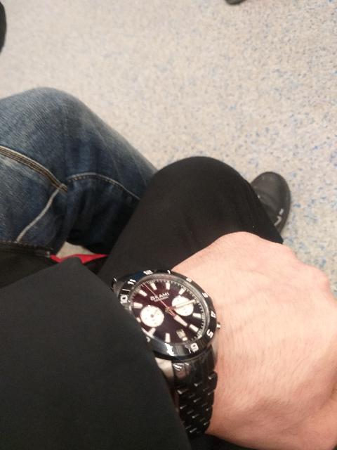 Часы для меня