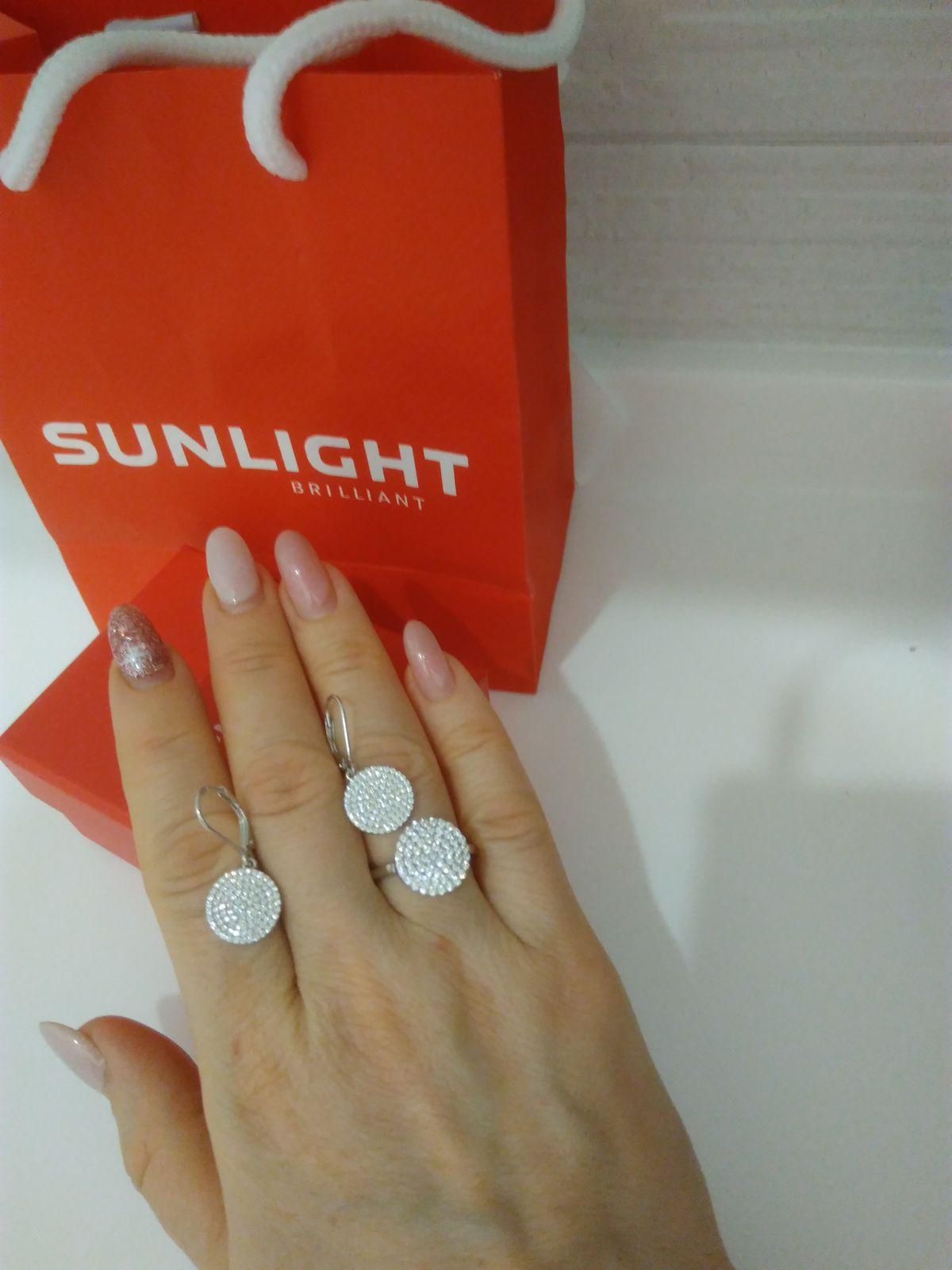 Покупала в комплекте с кольцом.
