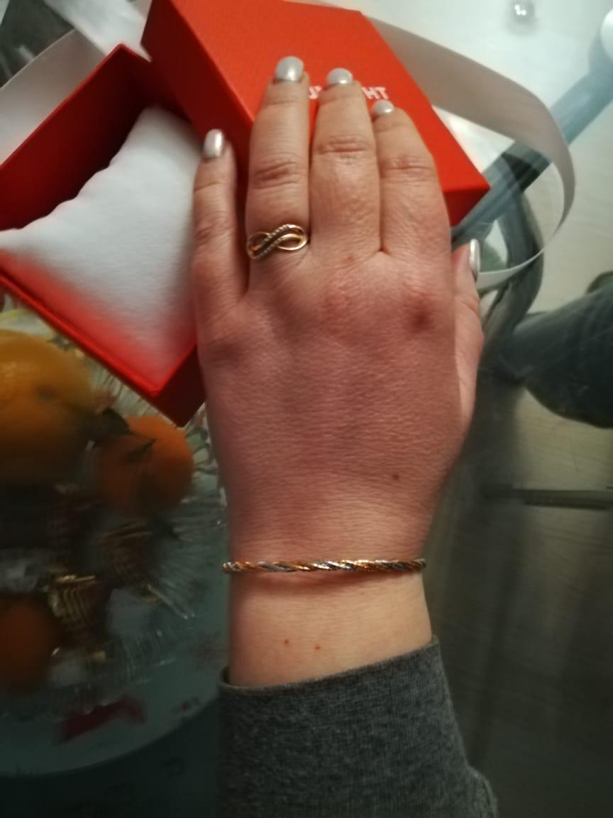 Красивый, стильный, шикарный серебряный браслет!