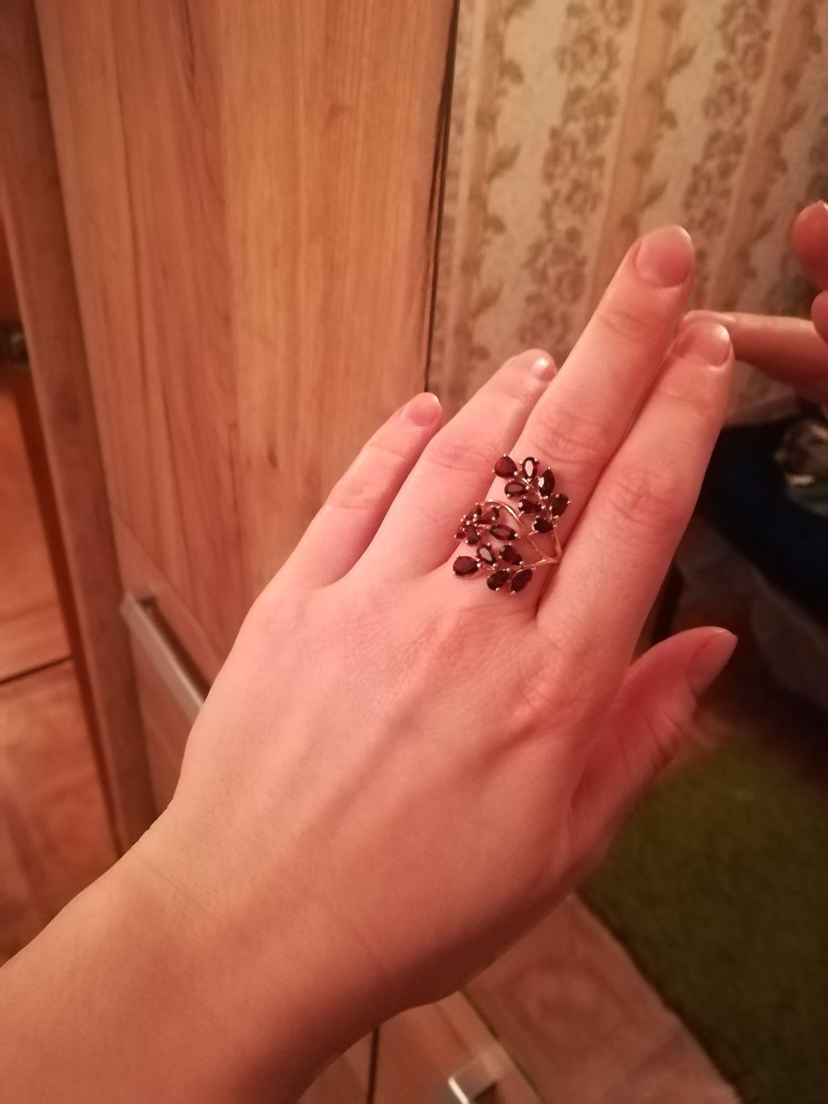 Чертовски красивое кольцо
