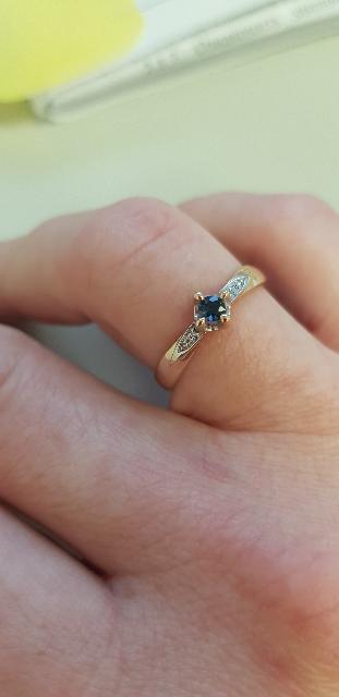 Кольцо для особых!