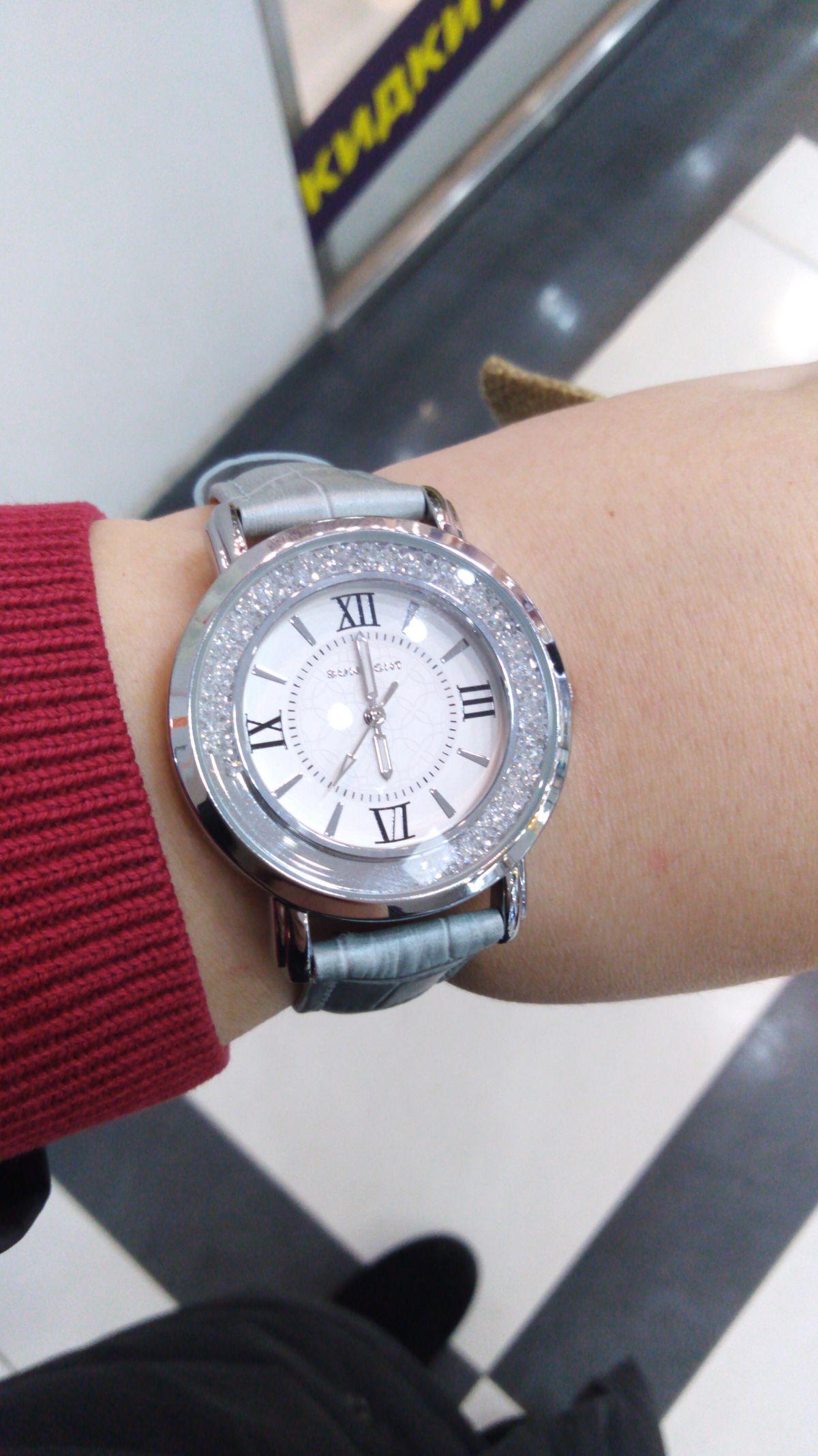 Часы со скидкой