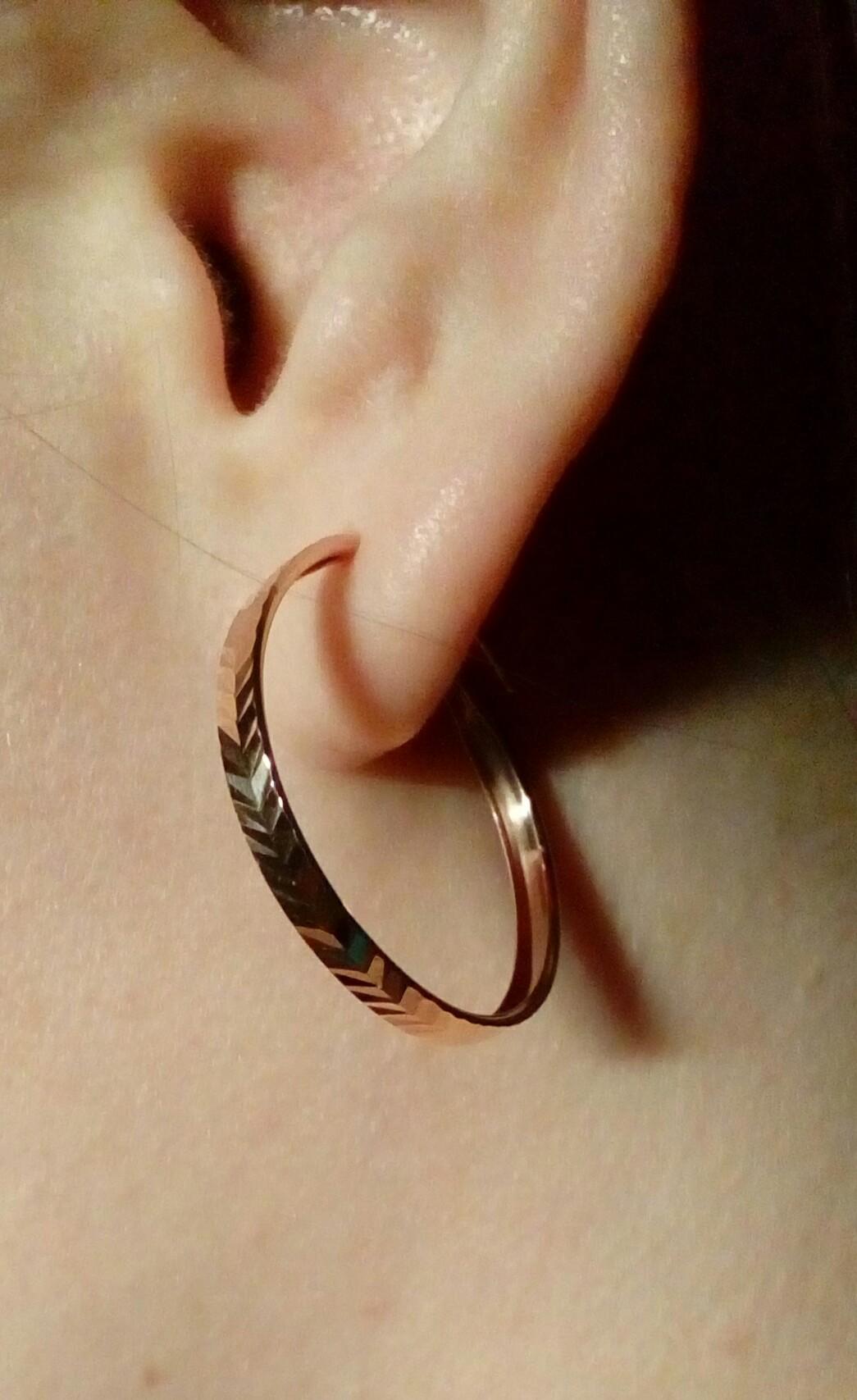 Прекрасные конго-кольца