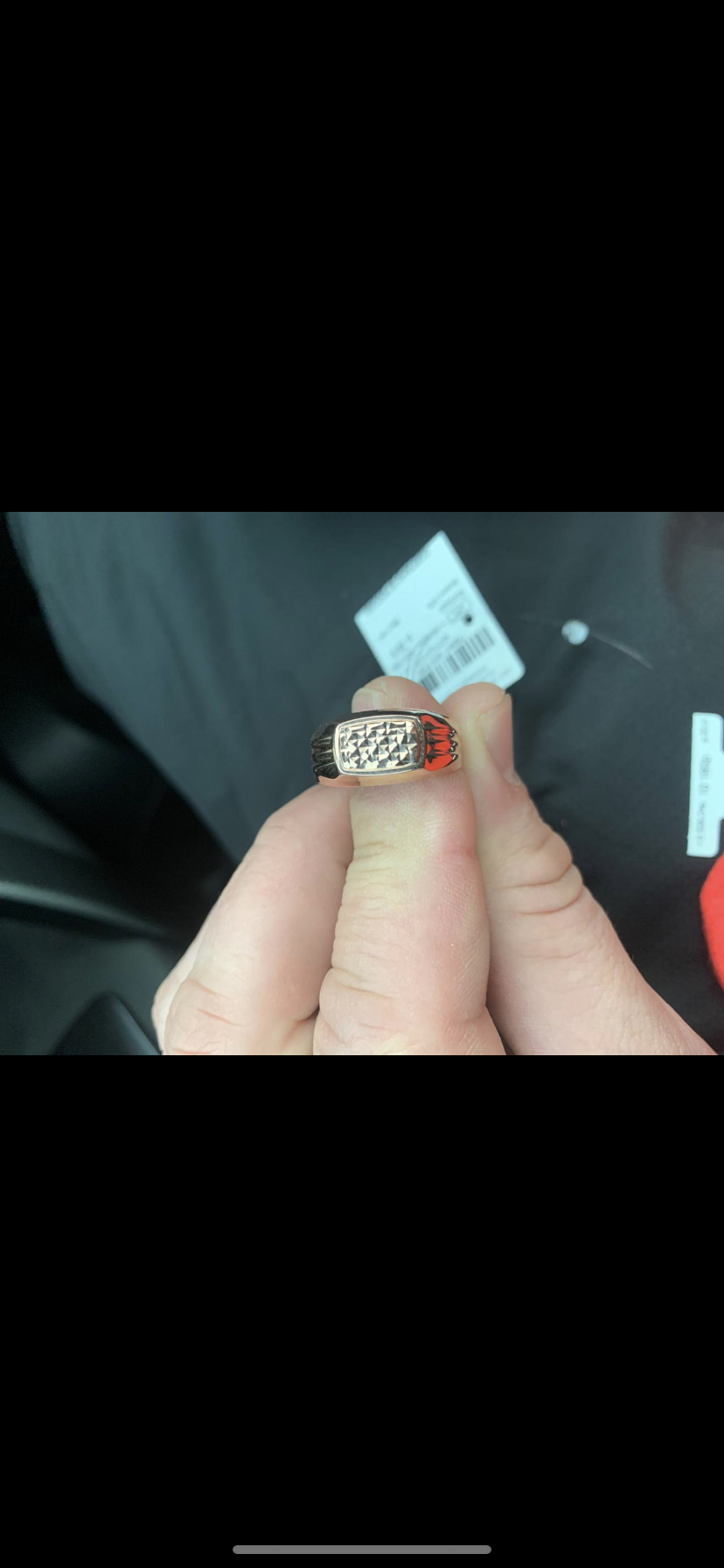 Хорошее красивое кольцо