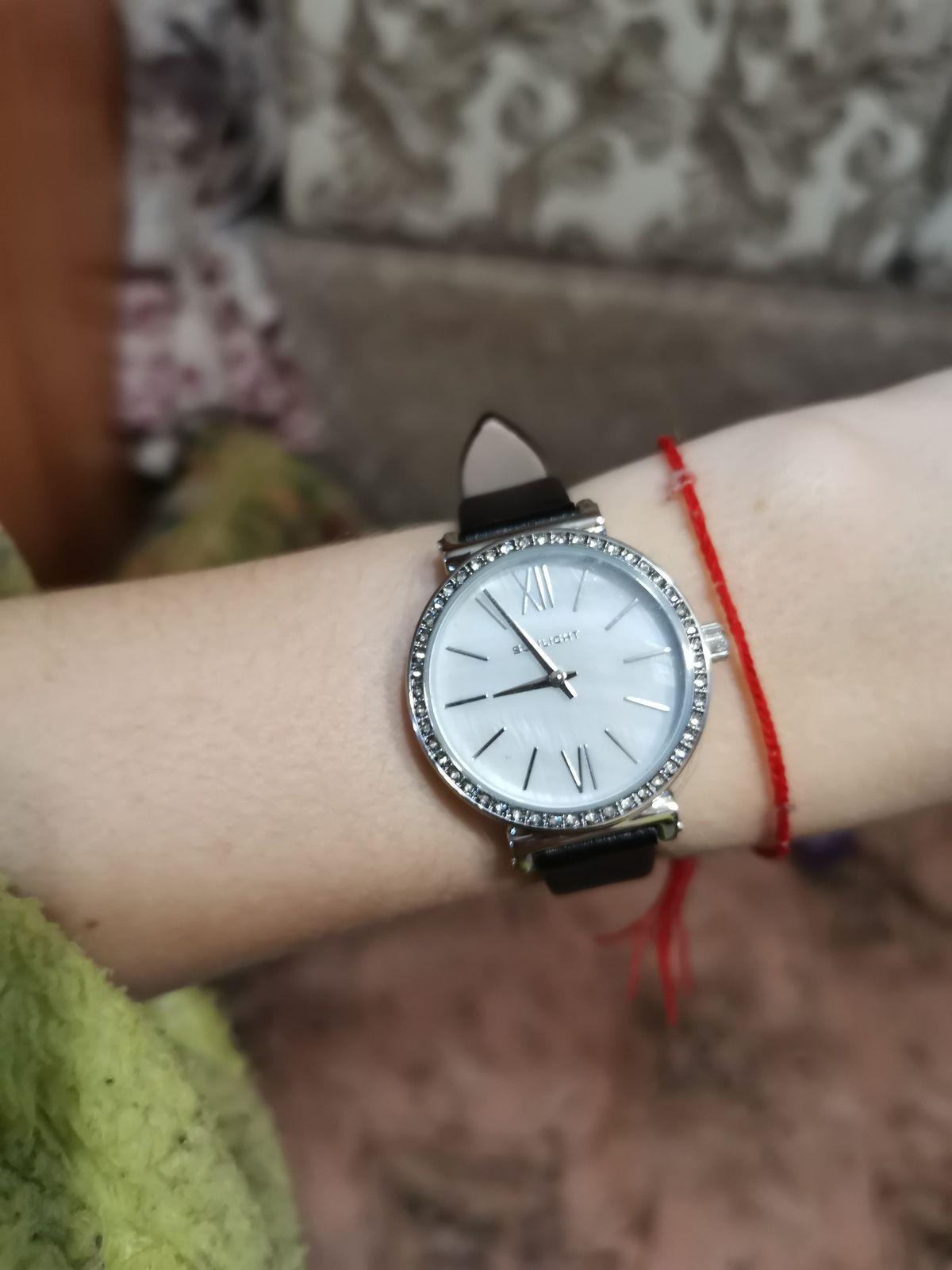 Первые мои часы в SL
