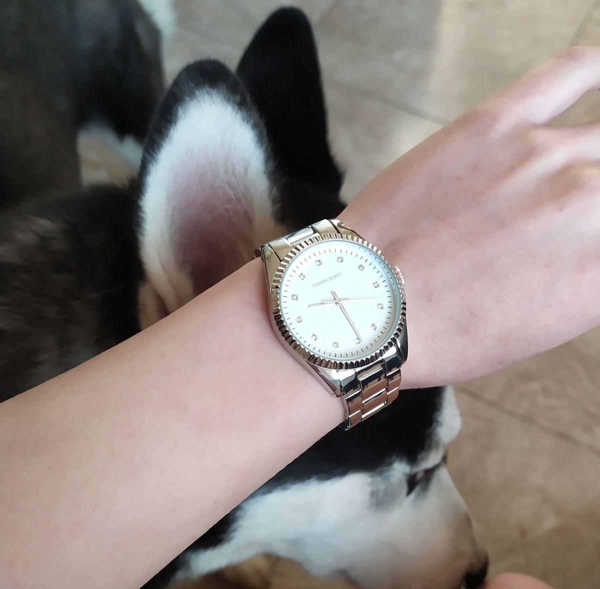 Покупала часы для себя