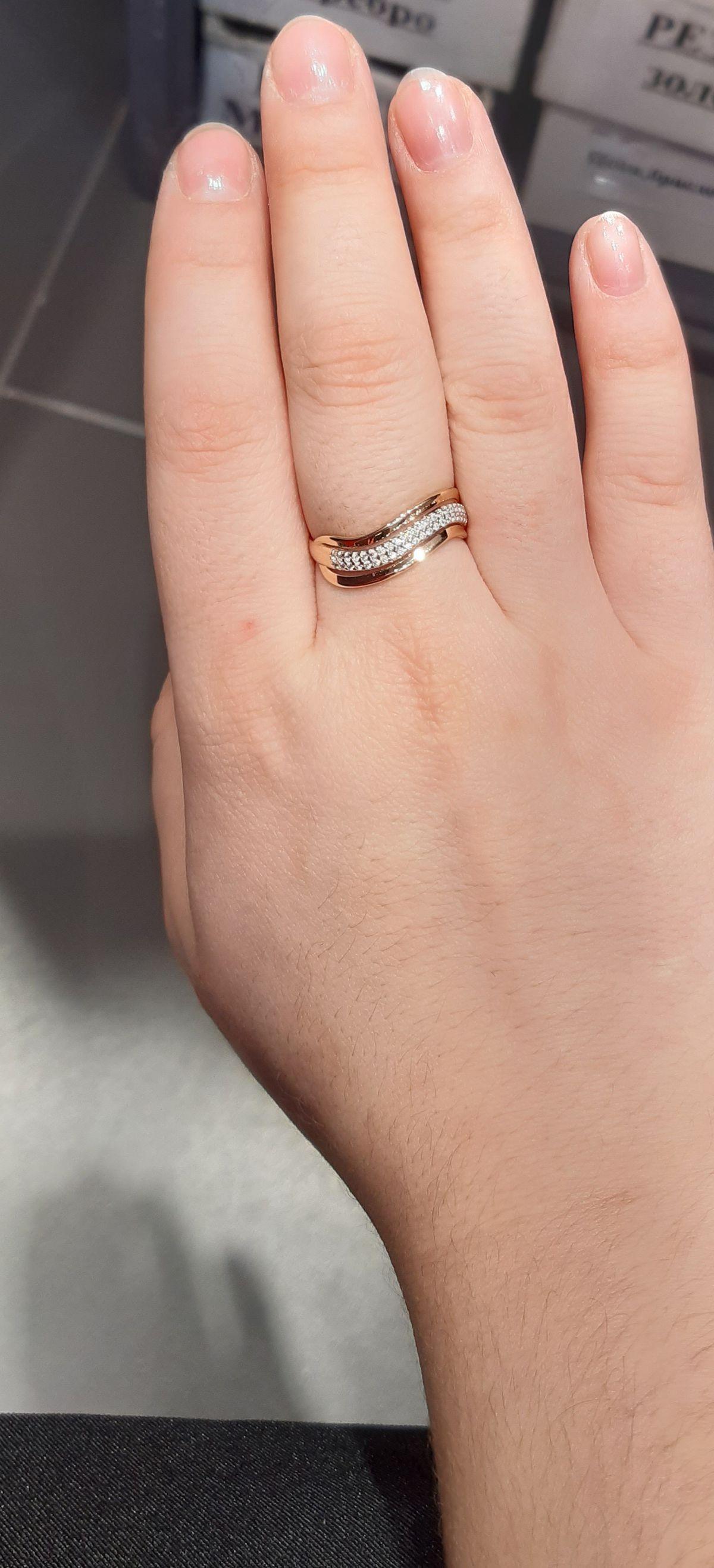 Решила заказать кольцо онлайн, ни о чем не жалею