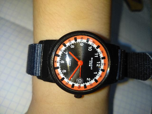 Отличные часы для внука