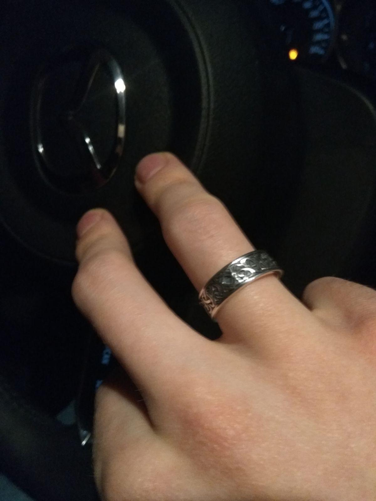 Оберег , кольцо