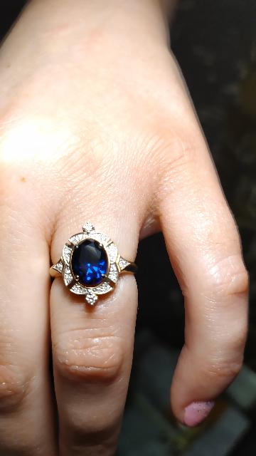 Кольцо царицы)