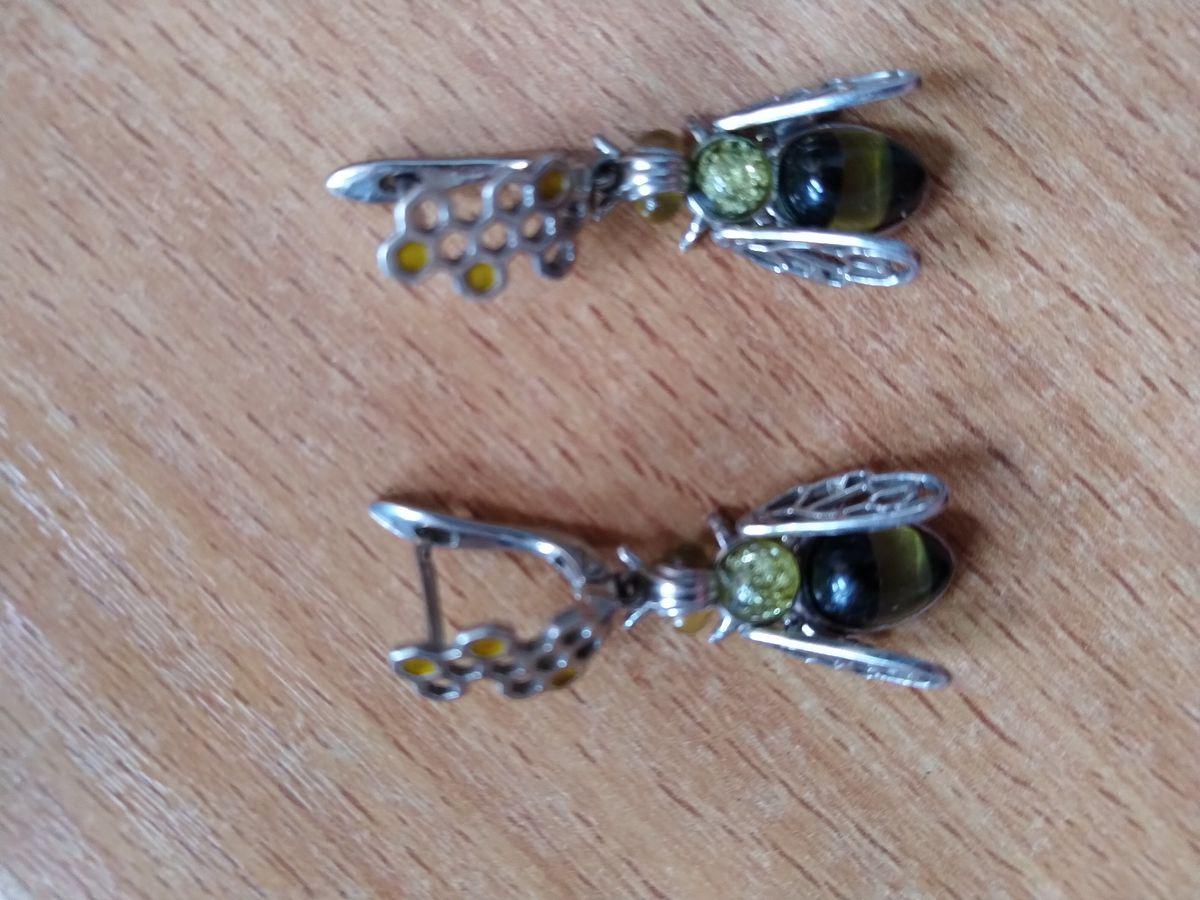 Янтарные пчёлки.