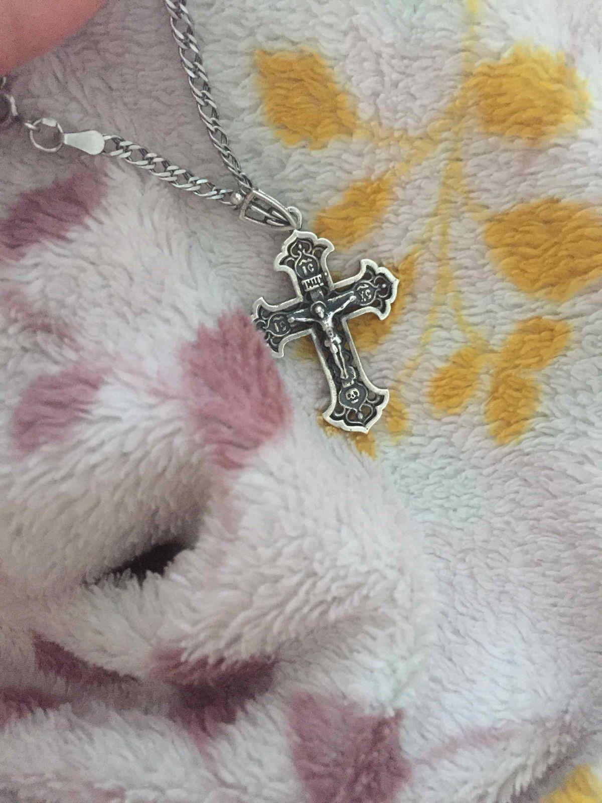 Отличный крест, покупала со скидкой 80%