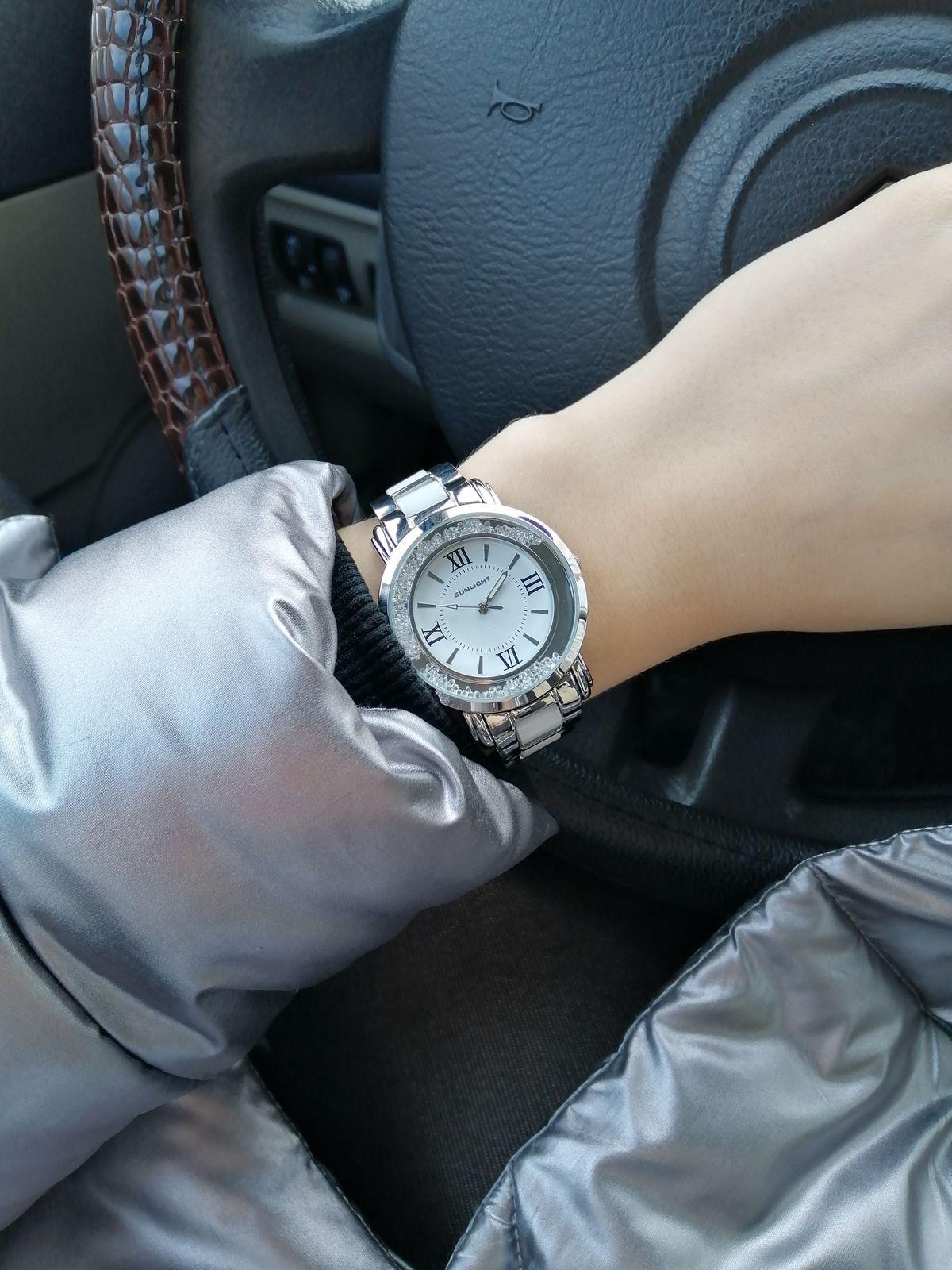Долго искала себе часы и наконец-то нашла)