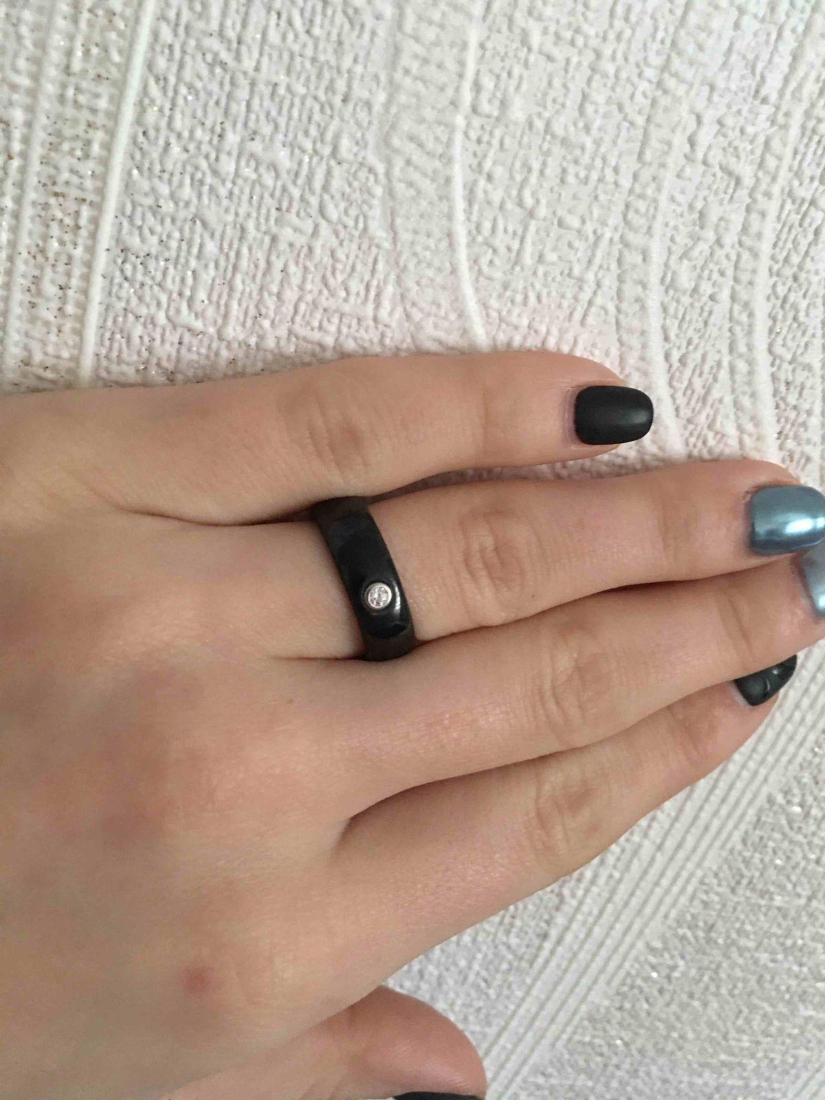 Керамическо кольцо :)