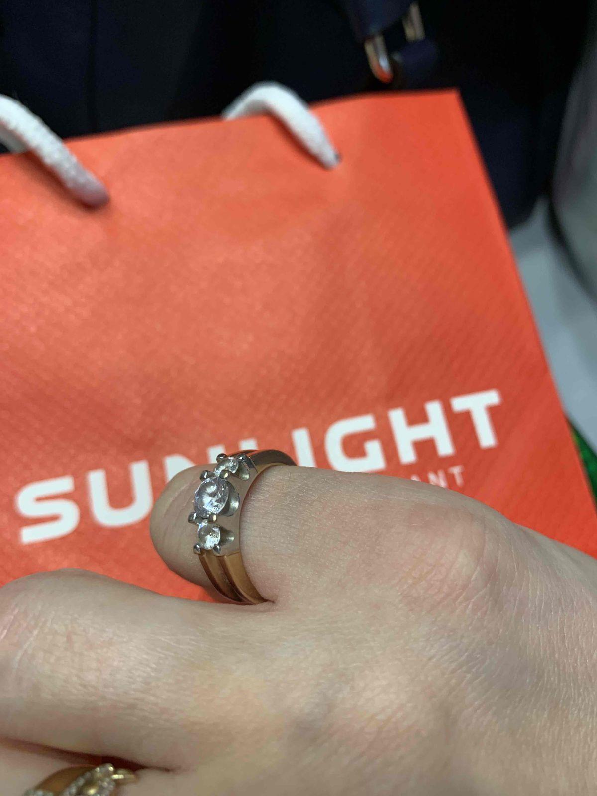 Ваааай, какое кольцо , безууумно красивое , очень сильно блестит