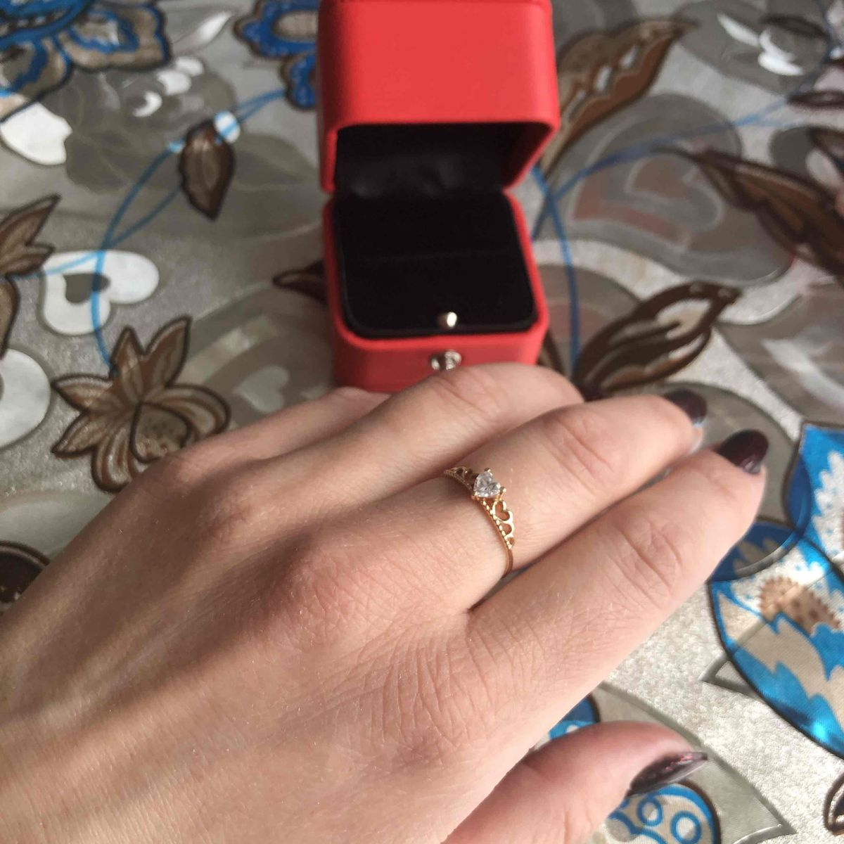 Подарок от супруга на день влюблюнных!