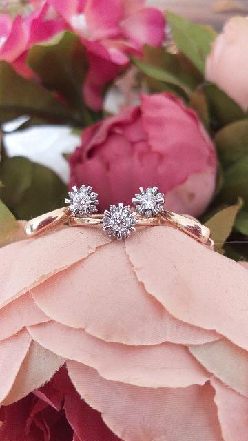 Лучший бриллиантовый комплект💎