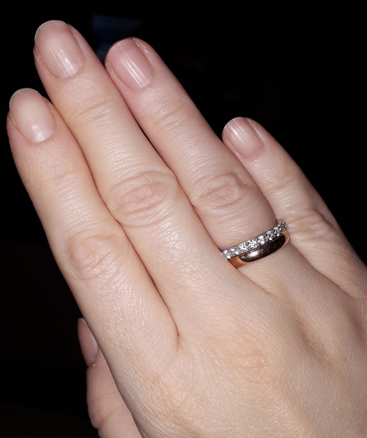 Красивое и удобное кольцо!