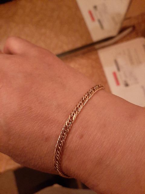 Купила браслет.