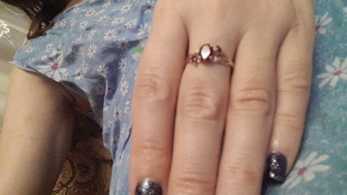 Отличное кольцо,