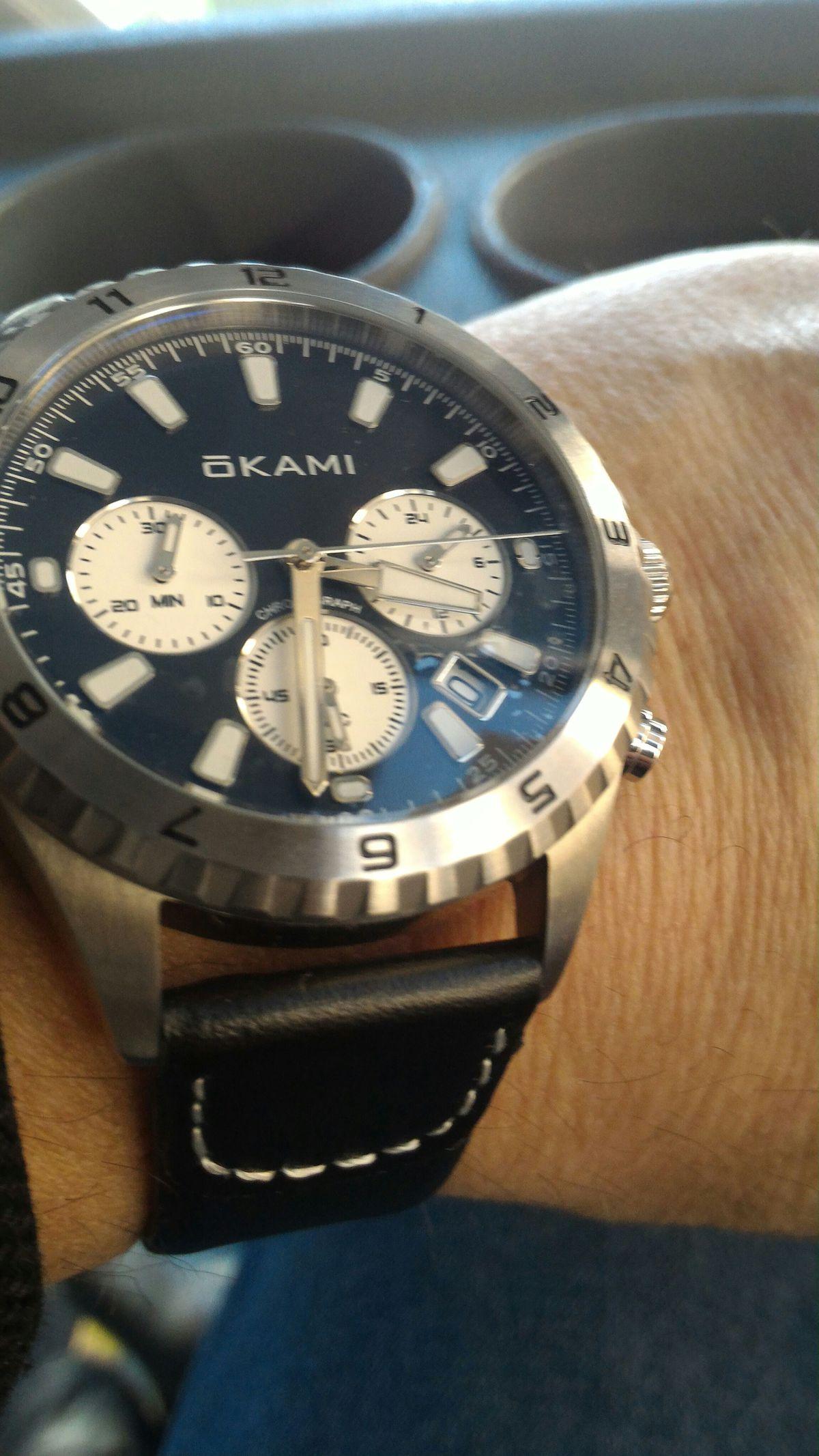 Часы мужские Оками