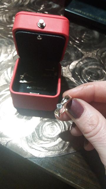 Стмпатичное кольцо