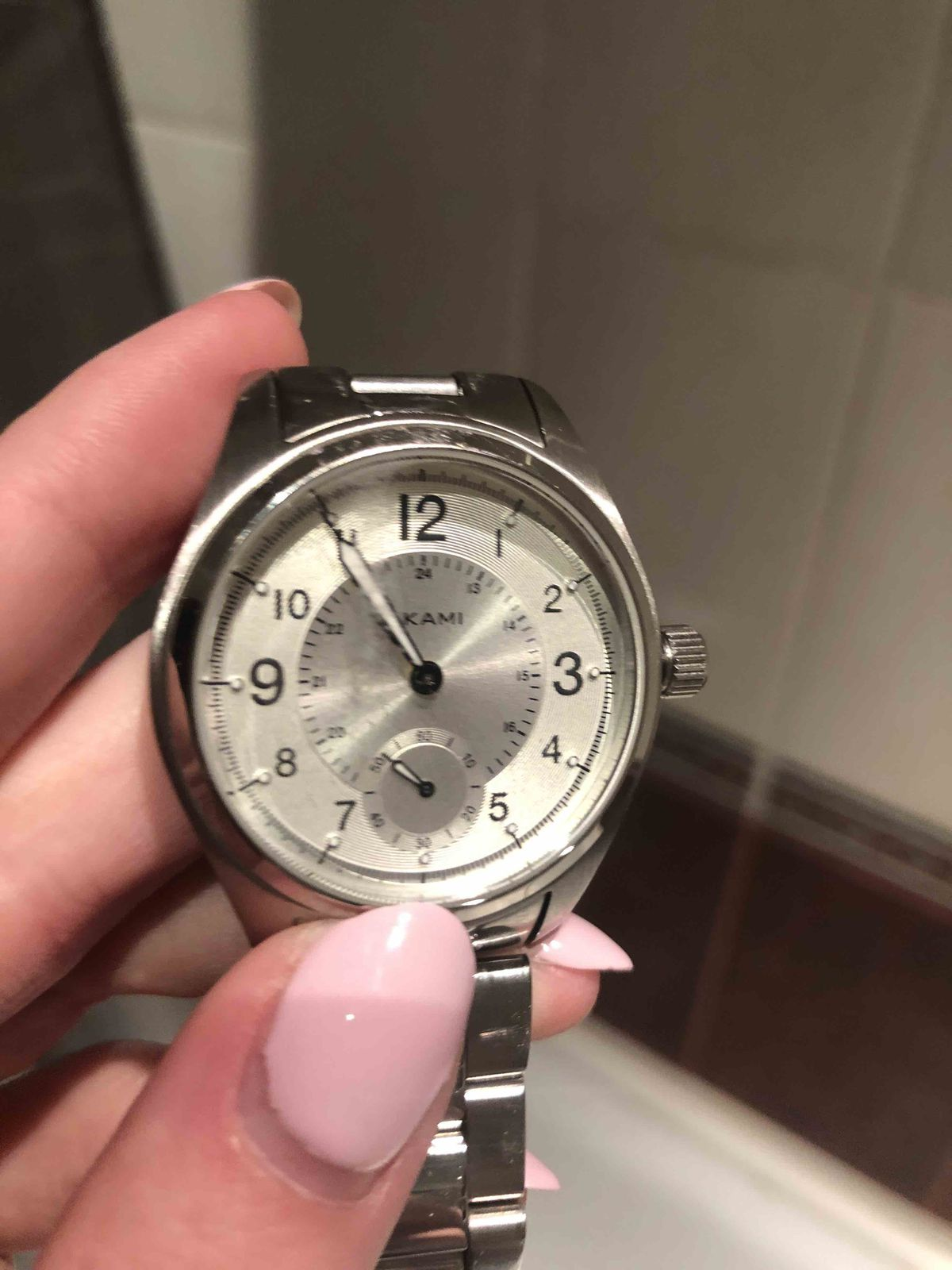 Часы в целом не плохие