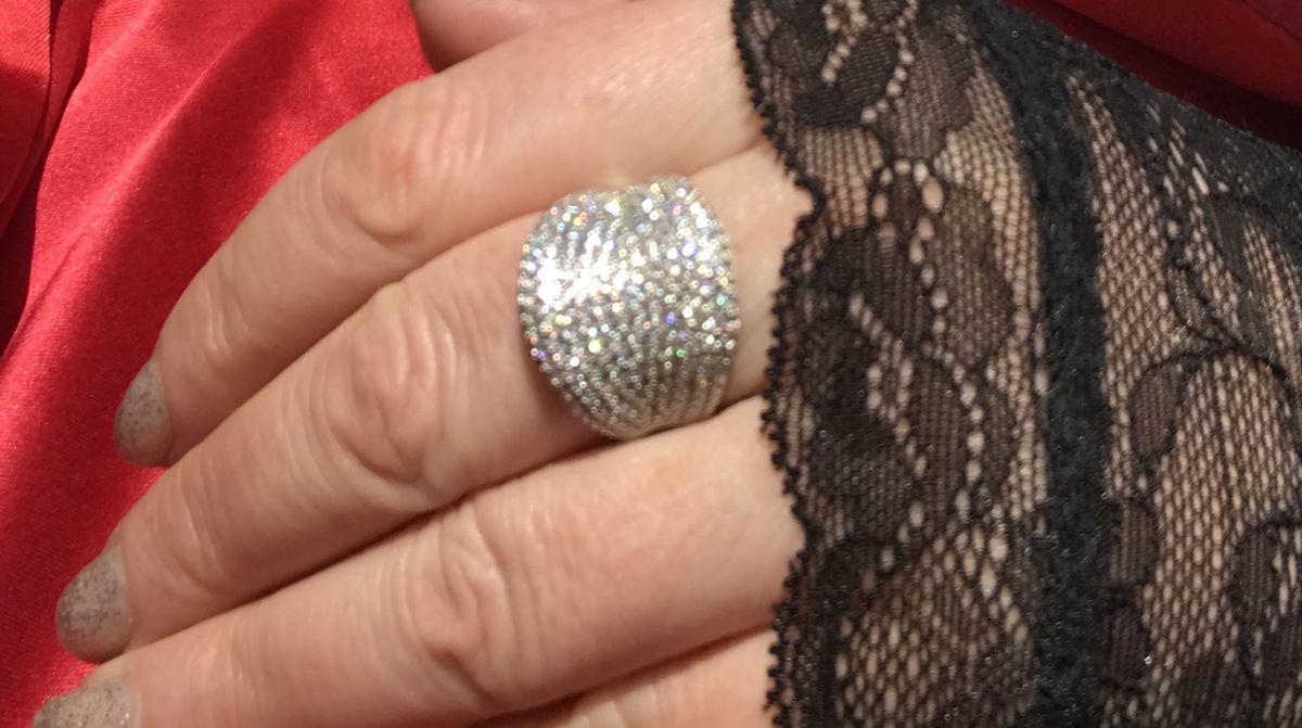 Отзыв на приобретение данного кольца