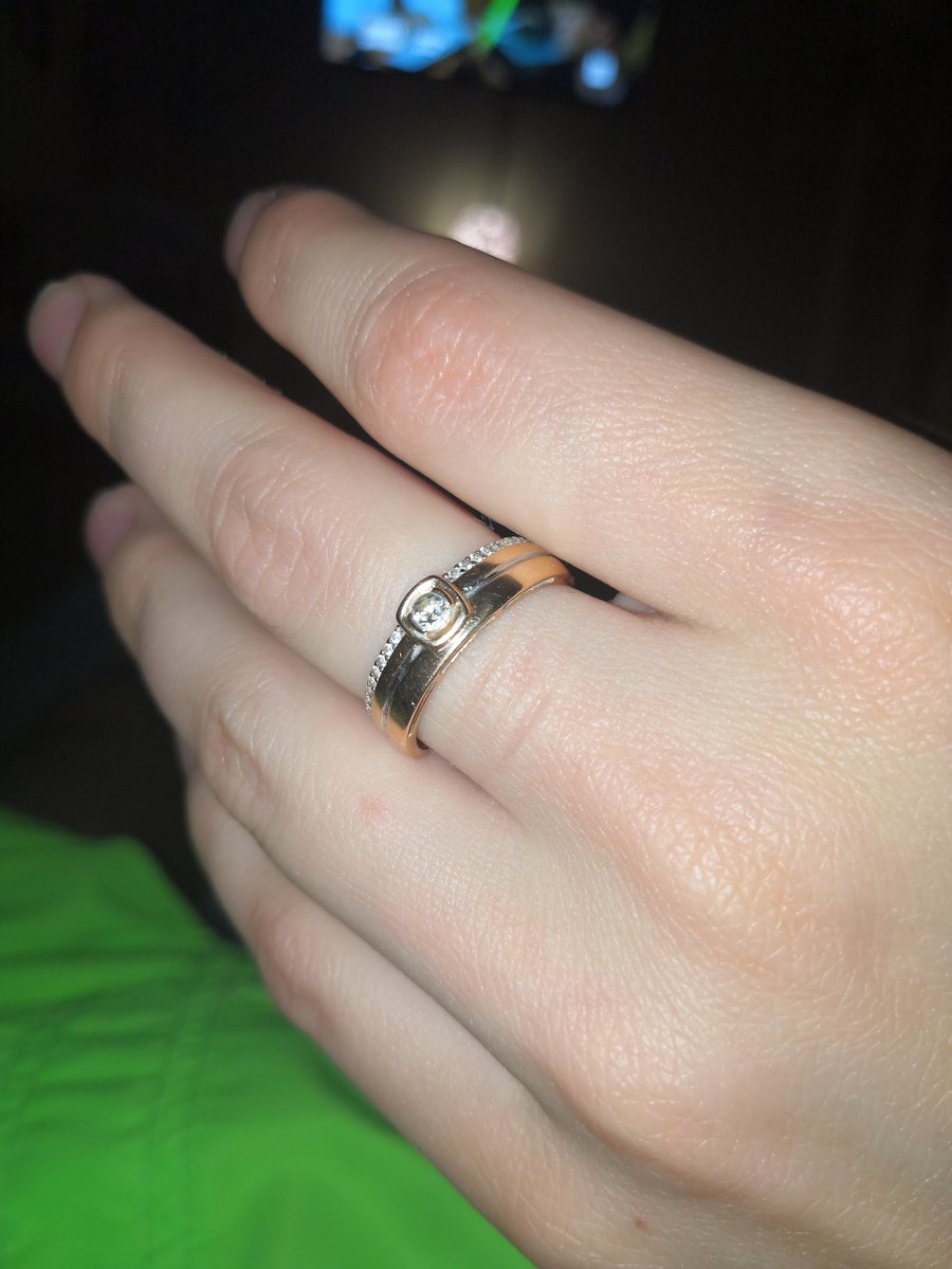 Кольцо на руку