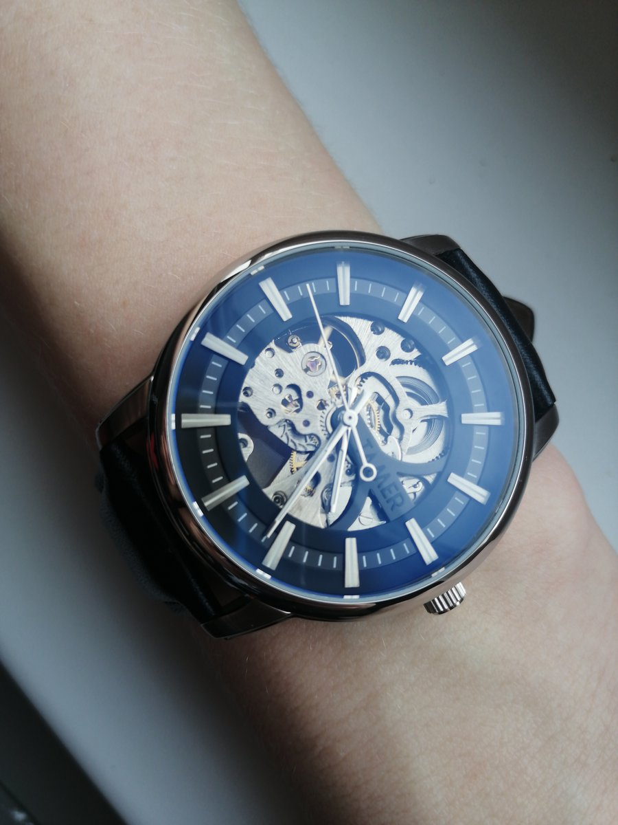 Отличные часы, спасибо !