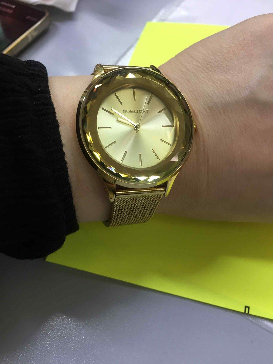 Часы от Санлайт!