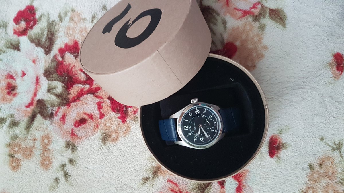 Часы заказывала для себя