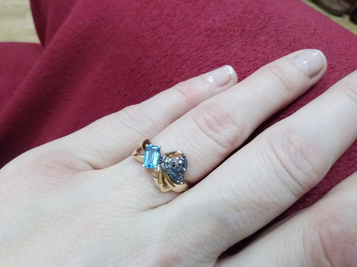 Оригинально кольцо