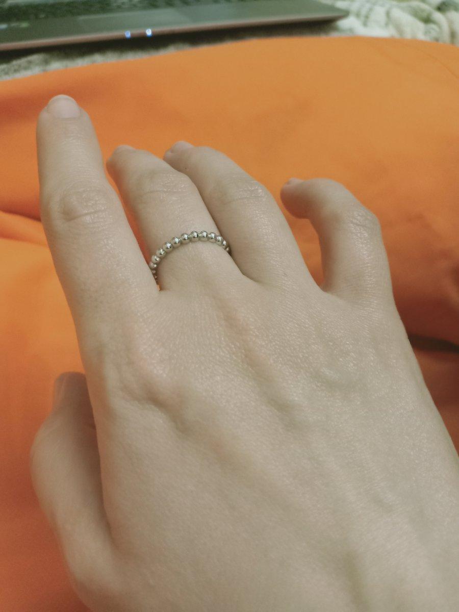 Кольцо сереб