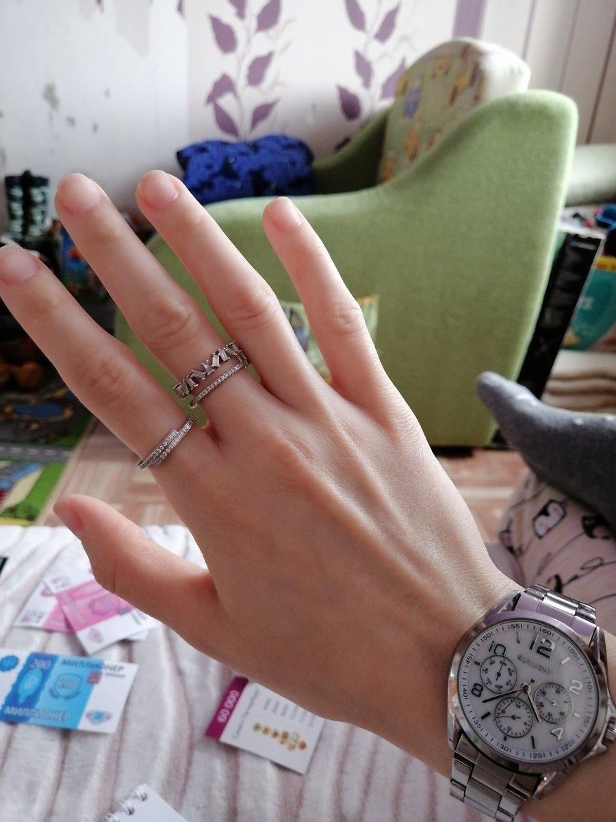 Бомбическое кольцо 💍