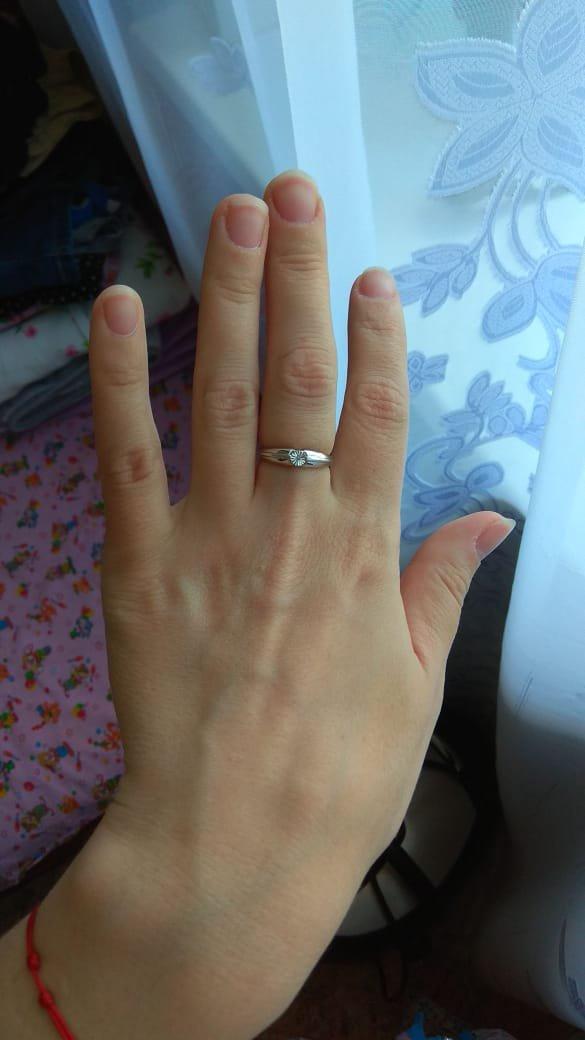 Кольцо с боилиантом